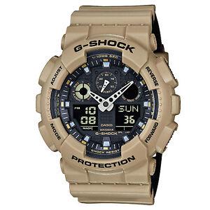 brand new casio g shock ga100l 8a