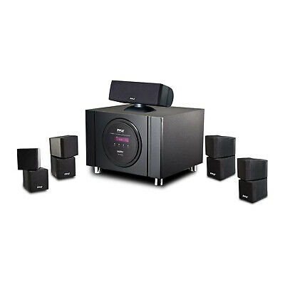 Bluetooth 5.1 Channel Home Theater System - Surround Sound S