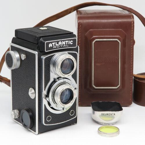 Montanus Atlantic Royal w/Pluscanar 1:3.5 75mm - Case + accs. - Excellent cond.