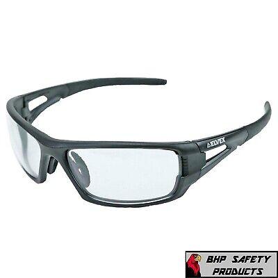 Elvex Rimfire Tactical Shooting Safety Glasses Polycarbonate Lens Sport Design