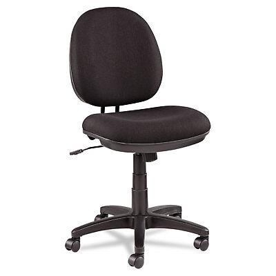 Alera Interval Swiveltilt Task Chair 100 Acrylic Black In4811