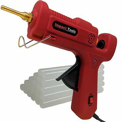 Hot Glue Gun Full Size Not Mini Dual Power High Temp Heavy Duty 60 & 100 Watt 1.