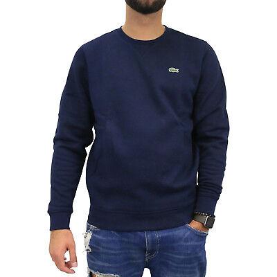best cheap 0ddc2 37115 Мужской свитер или пуловер Lacoste Толстовка мужская пуловер Мужская одежда  Хлопок Мужчины Серый Синий
