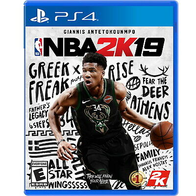 NBA 2K19 PS4 [Factory Refurbished]