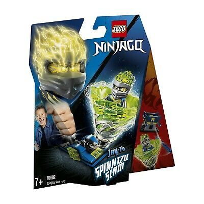 ® - Spinjitzu Slam – Jay (Ninjago Lego Jay)