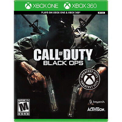 Call of Duty: Black Ops (Backwards Compatible) Xbox 360 [Brand New]