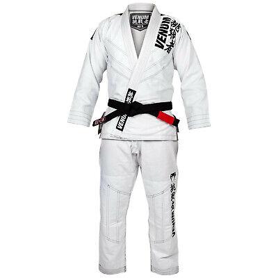Venum Mens Challenger 4.0 BJJ Jiu Jitsu Gi - White - A2.5