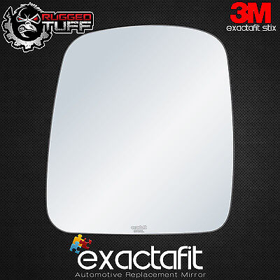 Replacement Driver's Side Mirror Glass for 03-07 CHEVY GMC SAVANA EXPRESS VAN