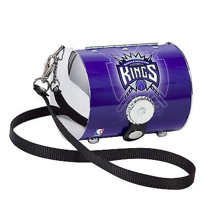 New! NBA Sacramento Kings Aluminum Petite Purse Littlearth Bag - Littlearth Petite Purse