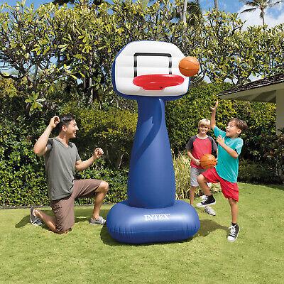 ll Game Spielzeug Ball Ballspiel Basketballkorb aufblasbar (Aufblasbare Basketball)