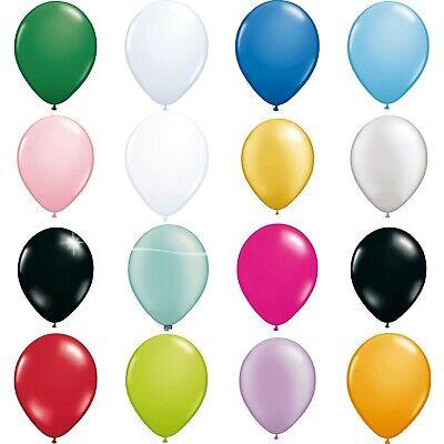 Luftballons Latexballons Durchmesser 30cm | Große Farbauswahl | 50 oder 100 Stk. ()