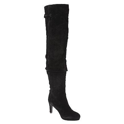 New Kelsi Dagger Ebony over knee boots US9,5