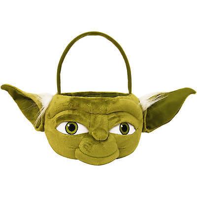 Star Wars Yoda Plush Basket Medium Personalized Easter Egg Hunt Baskets
