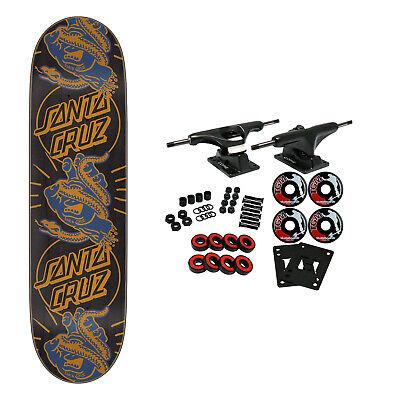 """Santa Cruz Skateboard Complete Snakebite Boats 8.60"""" x 31.95"""""""