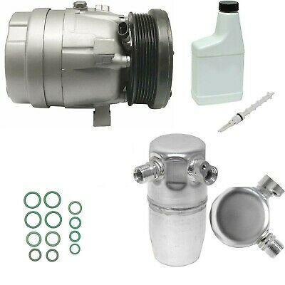 RYC Remanufactured Complete AC Compressor Kit EG972