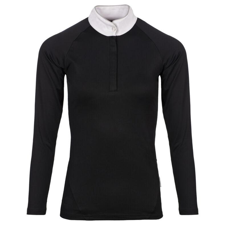 Horseware Sara Competition Womens Shirt - Black All Sizes