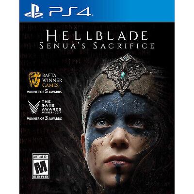 Hellblade: Senua's Sacrifice PS4 [Factory Refurbished]
