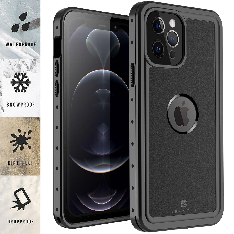 Waterproof Case For Apple iPhone 12 / Pro Max / Mini Shockpr