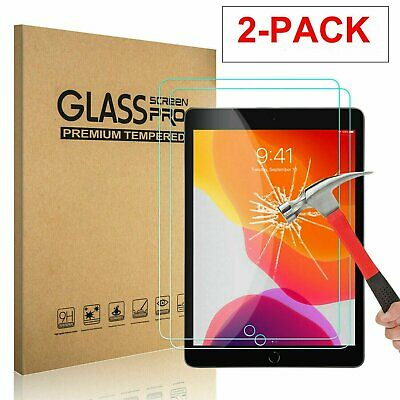 2-Pack Tempered Glass Screen Protector for iPad Air 3 (2019) and iPad Pro 10.5 Computers/Tablets & Networking