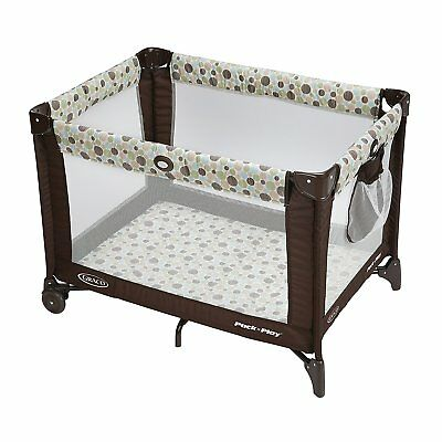 (Graco Pack 'n Play Playard Aspery Playpen Child)