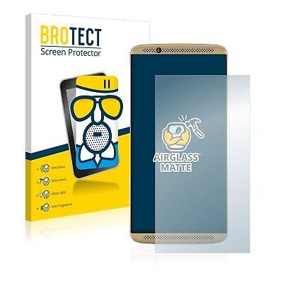 Protector Pantalla Mate para ZTE Axon 7 Cristal Templado Anti-Reflejos