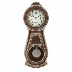 Bulova Clocks 3 Harmonic Melody Chiming French Design Guilford Clock (For Parts)