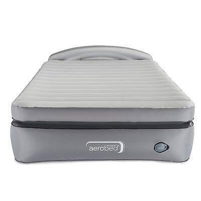 AeroBed Comfort Lock Laminated Air Mattress with Built-In Pu