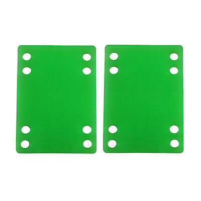 """Vintage Tracker Foam 1//8"""" Skateboard Risers With Adhesive Back"""