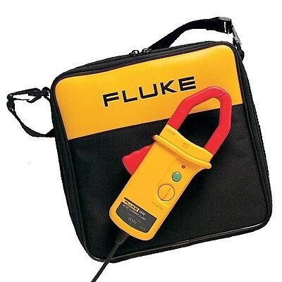 Fluke I410-kit Acdc Current Clamp Kit With Carry Case 600v Voltage 400a Ac...