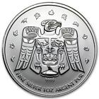 Canadian Olympic Silver Coins