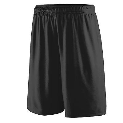 Augusta Sportswear Men's Elastic Waistband Wicking Knit Spor