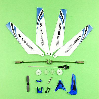 Full Set Replacement Parts for Syma S107 RC Helicopter