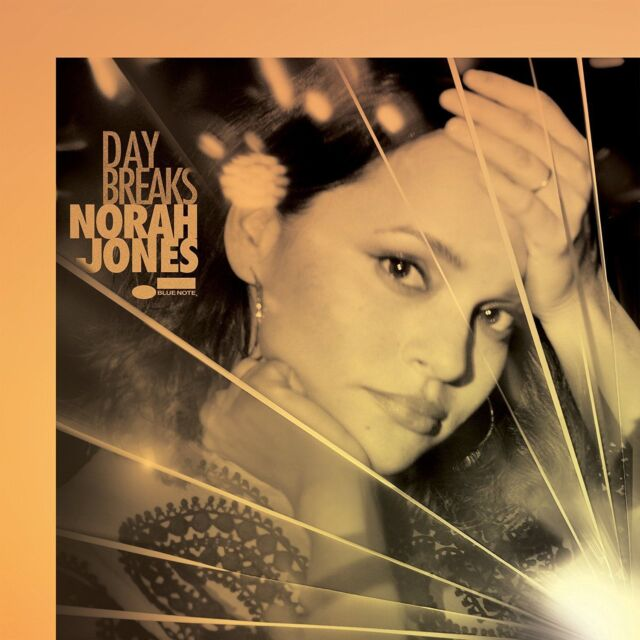 NORAH JONES DAY BREAKS CD 2016