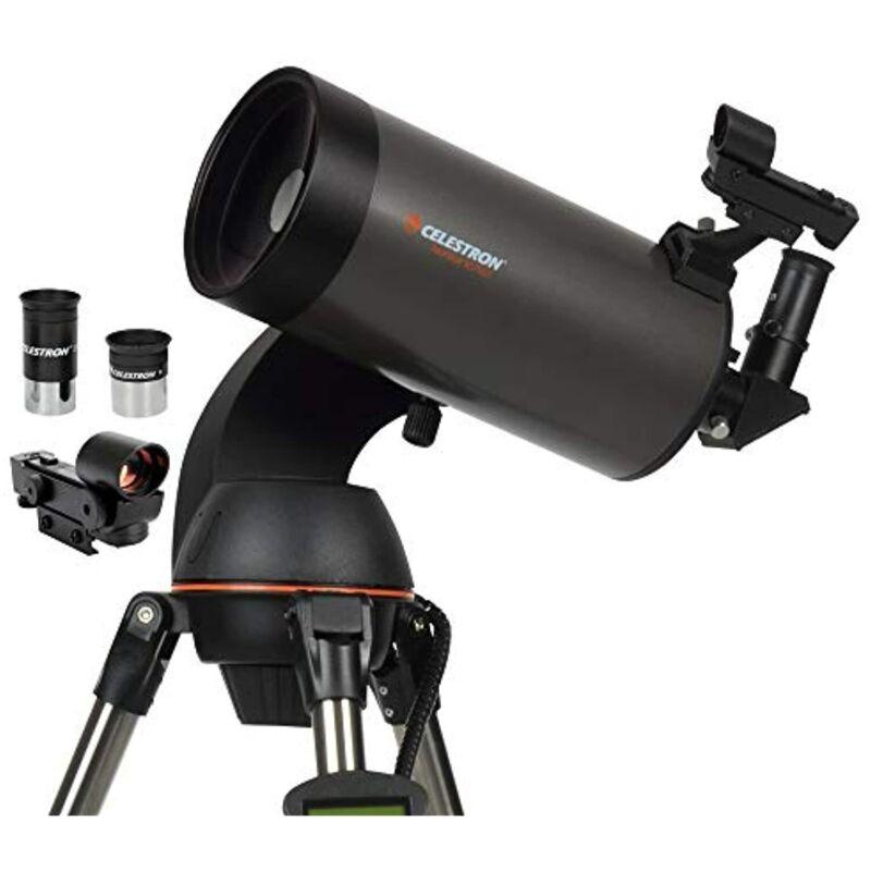 Celestron - NexStar 127SLT Computerized Telescope - Compact and Portable
