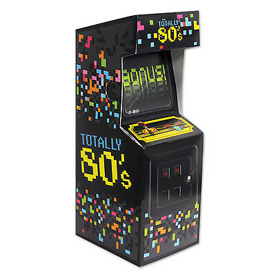 Arcade Video Game Table Centerpiece - 80's Party - Tableware Decorations](80s Table Decorations)