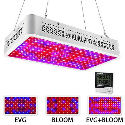 1200w Led Grow Light Full Spectrum Ir Uv For Indoor Plants Growing Light Fixture