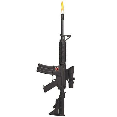 Gibson AR-15 Rifle BBQ Lighter - Collector's Edition - Missing Trigger