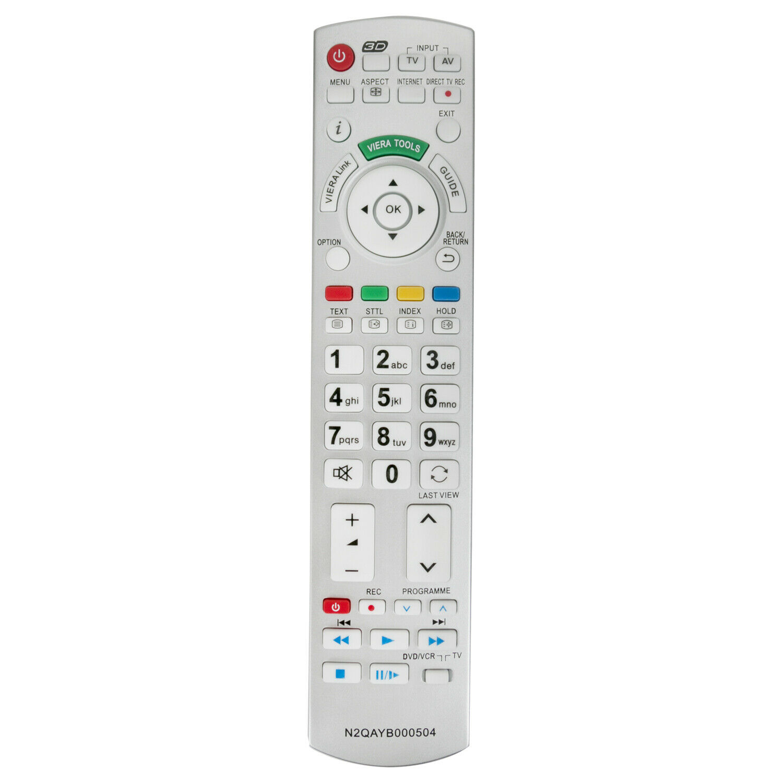 Ersatz Fernbedienung passend für Panasonic TX40DXM710TX40DXM715 TV Remote Neu