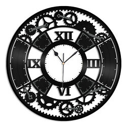 Steampunk Wall Clock Unique Gift for Decoration Bedroom Home Decoration