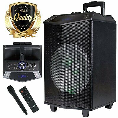 1200W 12 inches Power Party Bluetooth/USB/SD Stereo Recharge