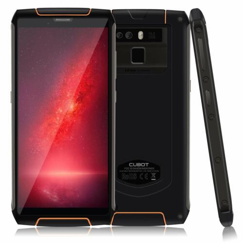 Cubot KING KONG 3 Android 4G Smartphone 4GB+64GB Octa Core Handy Ohne Vertrag