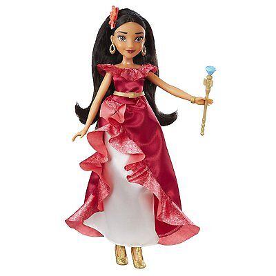 Disney Elena Of Avalor Adventure Dress Doll  New  Free Shipping