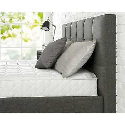 """8"""" Full Size Mattress In Box Individual Bedroom Coils Sleep Home NEW"""