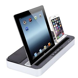 Dual Charging Station For Ipad And Iphone