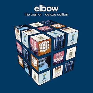 ELBOW THE BEST OF DELUXE 2 CD - Golden Slumbers