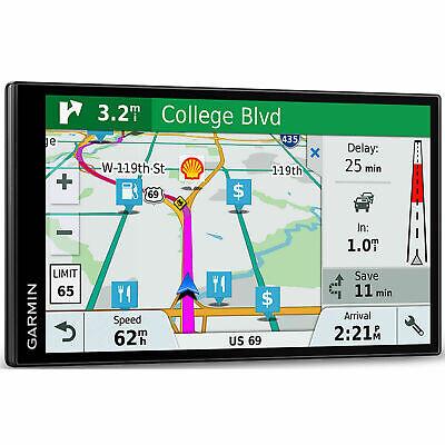 Garmin DriveSmart 61 LMT-S GPS w/ Smart Features FREE SHIPPING