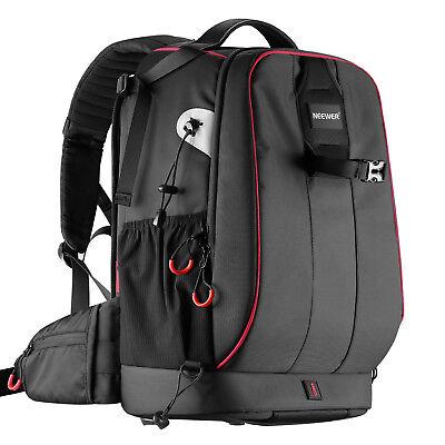 Neewer Waterproof Shockproof Padded Camera Backpack Bag for SLR DSLR Camera