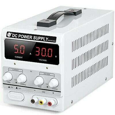 Romech 30v 5a Dc Power Supply Variable - Adjustable Switching Dc Regulated