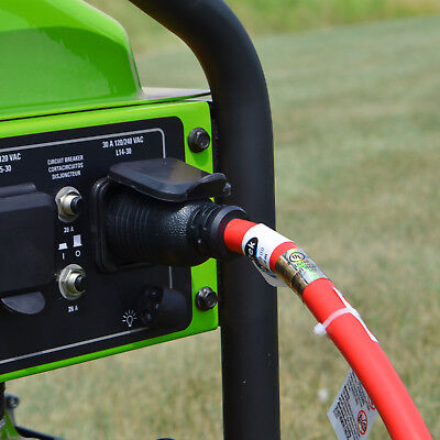 Conntek 20601-020 L14-30 125/250V 30 Amp Generator Power Cord, 20ft. -UL  Listed
