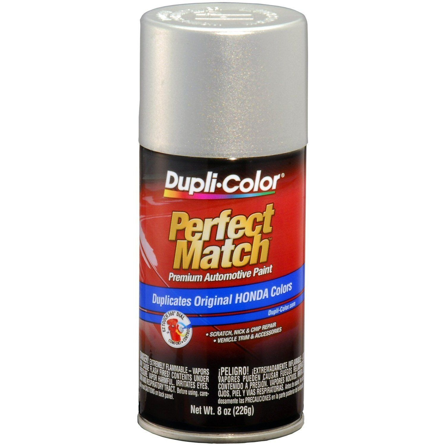 Colonial Buick Gmc >> Duplicolor Bha0993 For Honda Code Nh678m Silver Pearl 8oz. Aerosol Spray Paint - New for sale in ...